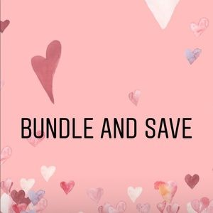 Bundle and save.  Better price. Pay shipping once